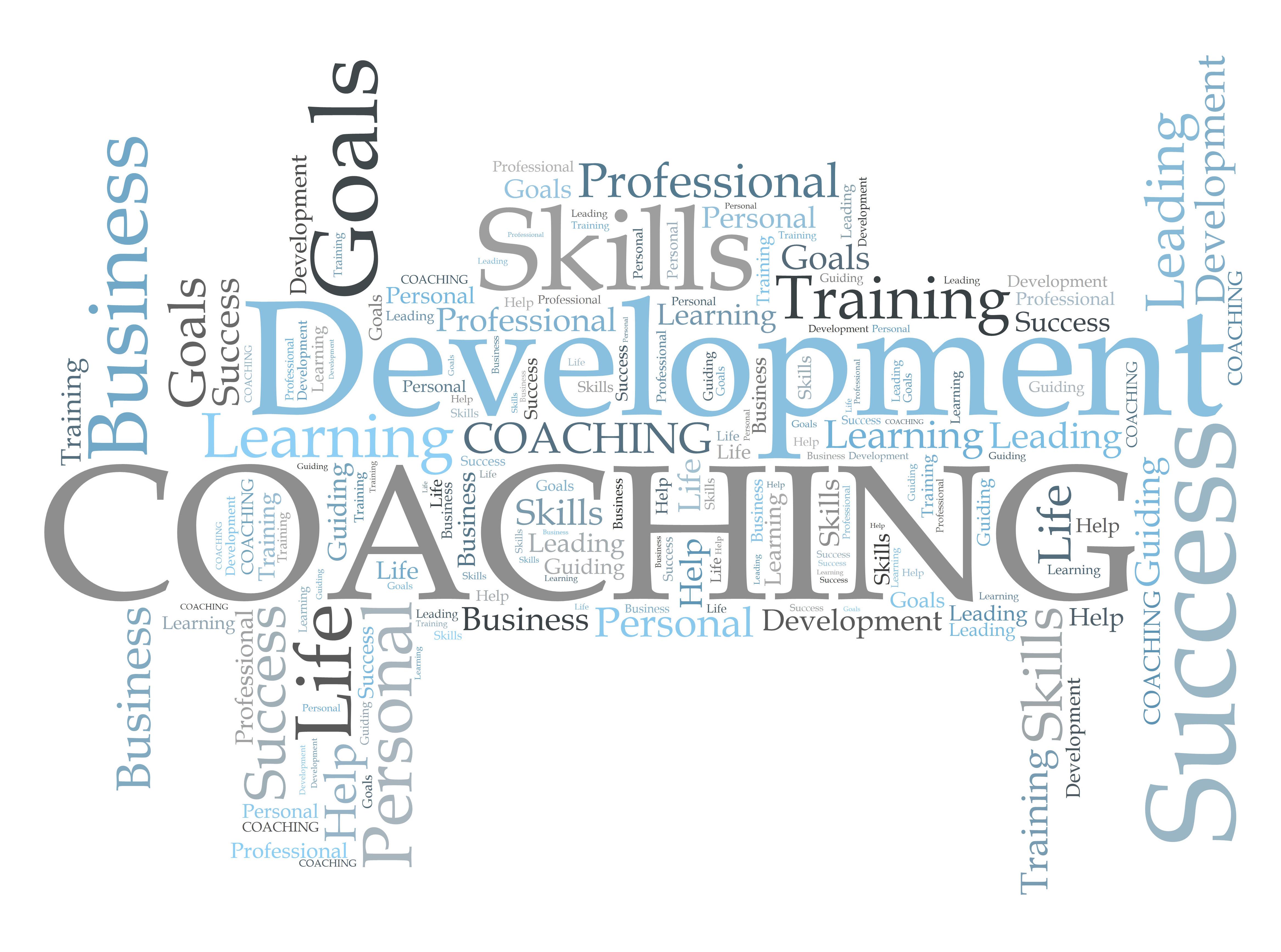 Coaching,Word,Cloud